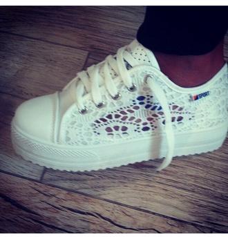 sneakers platform shoes platform sneakers lace up white lace shoes