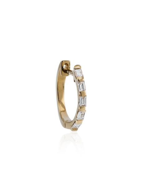 Shay mini women earrings gold yellow grey metallic jewels
