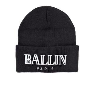 beanie ballin paris thug life