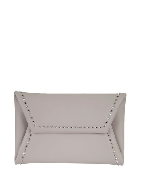 Orciani studded clutch bag