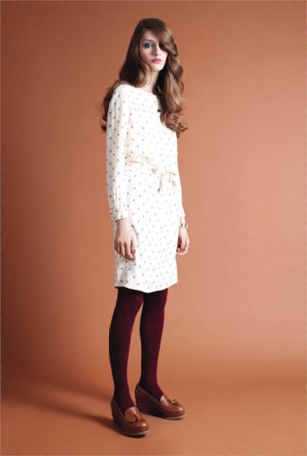 dress apc fashion lookbook shoes
