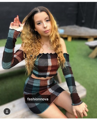 dress from fashion nova celebrity @arii