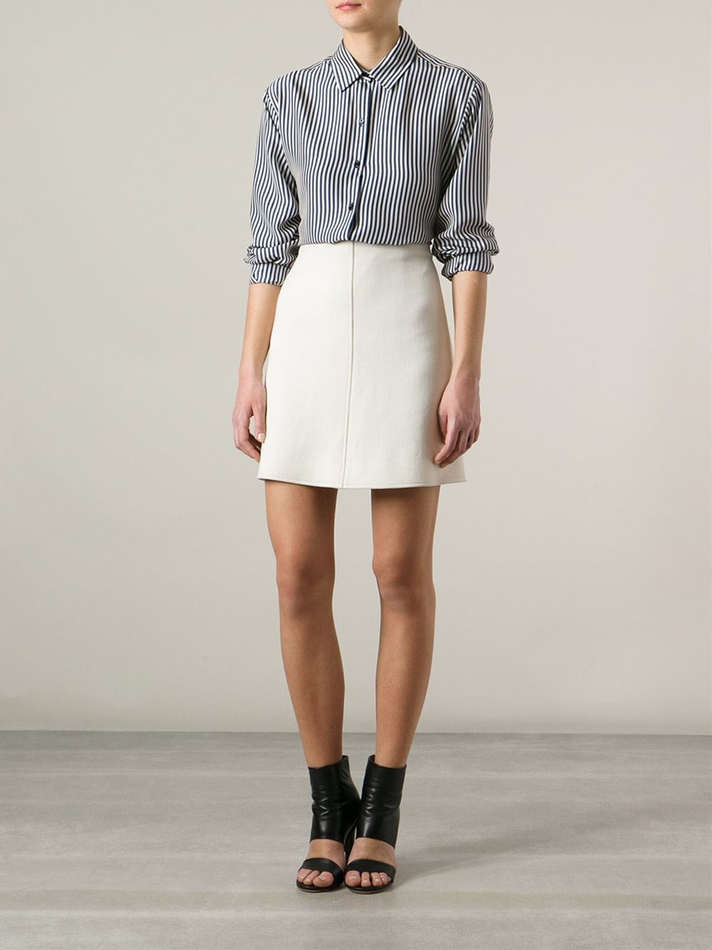 Weekend By Max Mara 'anta' Shirt - The Edituer - Farfetch.com