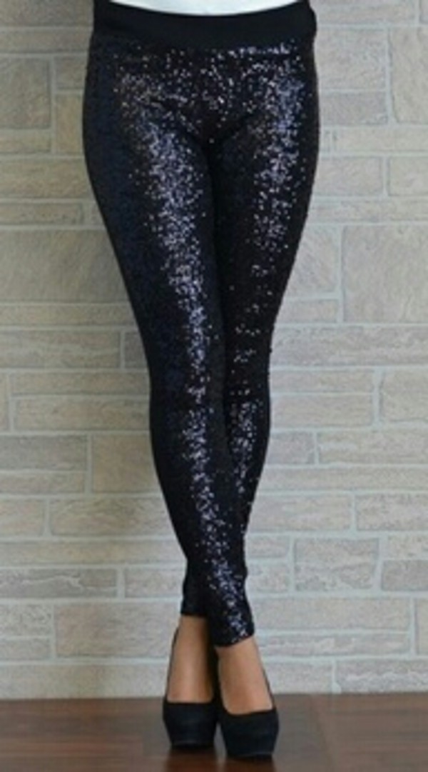 pants leggings black sequin leggings glitter black black heels heels sparkle tights sparkle high heels fancy sequins sequins leggings black leggings style sparkle dark