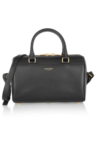 mini classic bag leather bag leather black