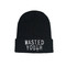 Wasted youth beanie – holypink