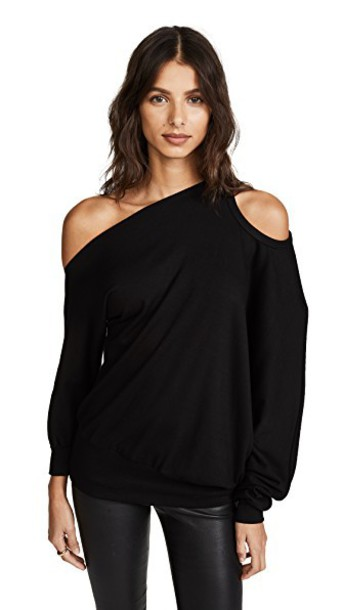 The Range sweatshirt black sweater