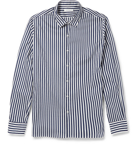 Tomorrowland - Striped Cotton Shirt | MR PORTER