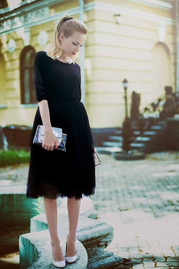 tini tani jewels top skirt shoes bag