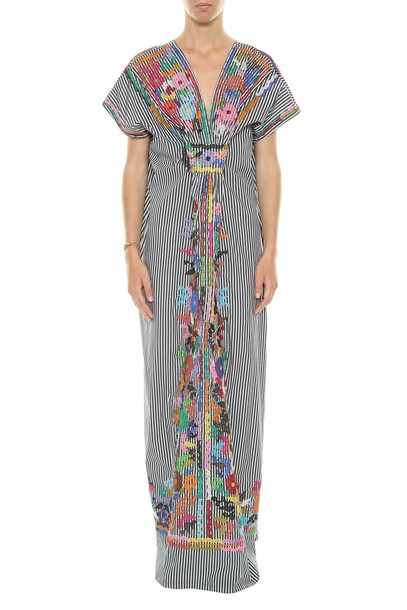 Parosh dress long dress long floral