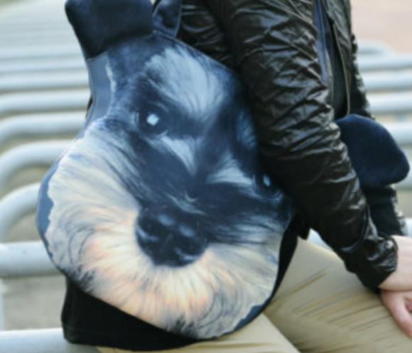 bag dog
