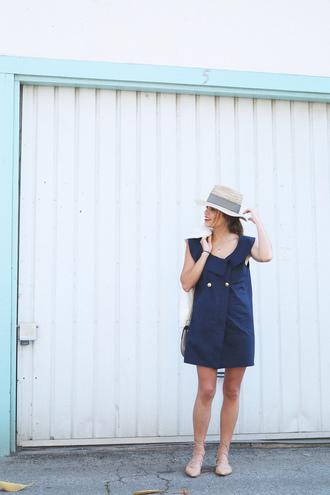 seams for a desire blogger jacket dress