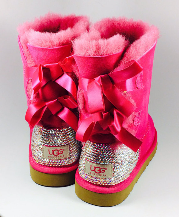 shoes hot pink ugg boots germany germany blogger xbeautifully_disasterx follow me on instagram too fall outfits winter outfits girly wishlist