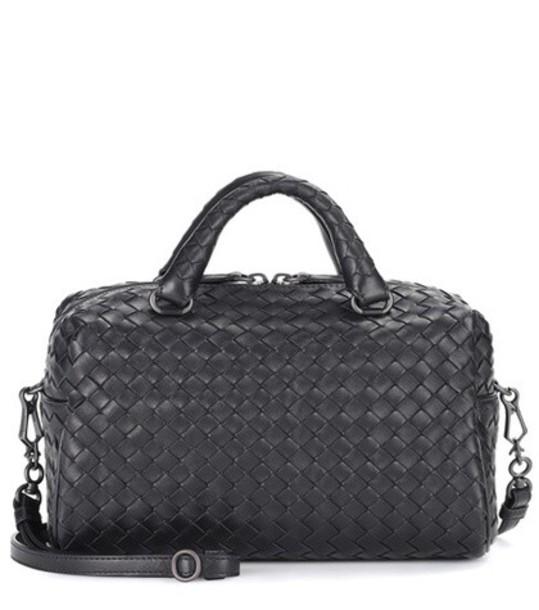 Bottega Veneta bag crossbody bag leather black