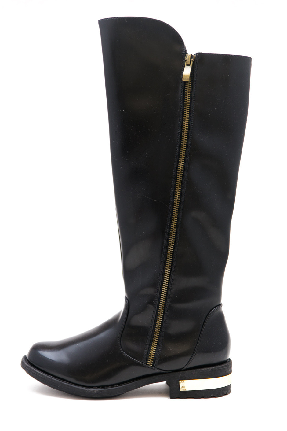 BECKOM PLATED RIDING BOOT | Haute & Rebellious
