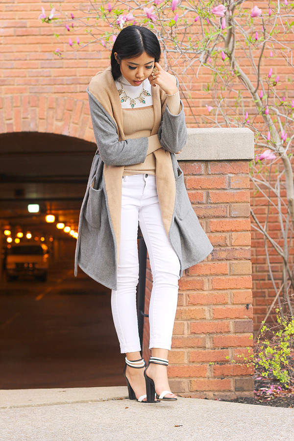 fashion of a novice coat shoes jewels bag