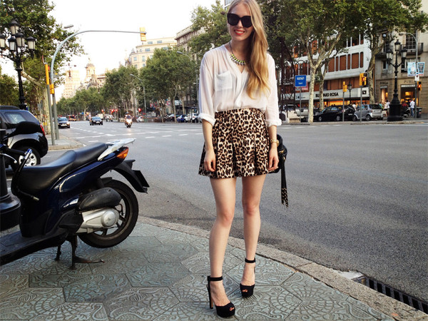 skirt leopard print streetstyle glamour magazine mini skirt skirt high waist skirts high waist skirt leopard print high end high street style