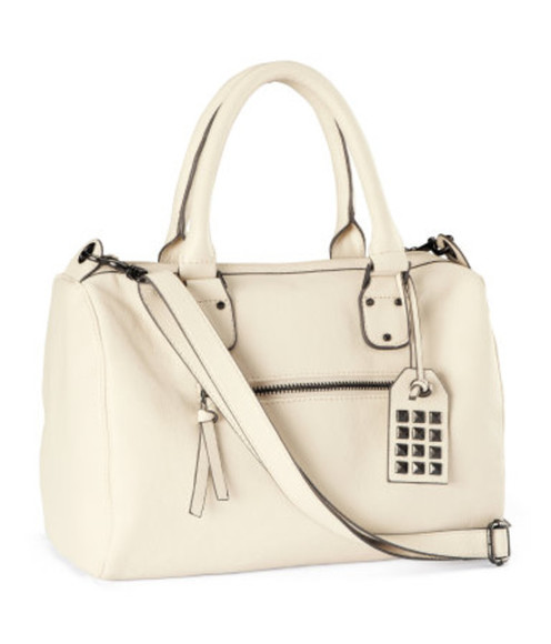 bag handbag satchel white
