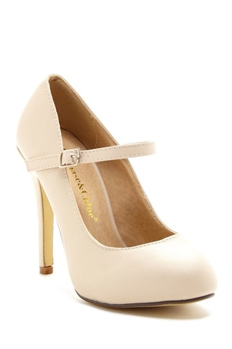 shoes mary jane heels