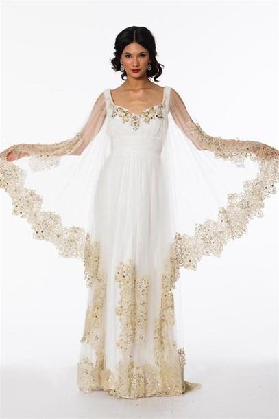 Couture Evening Dresses Arabic