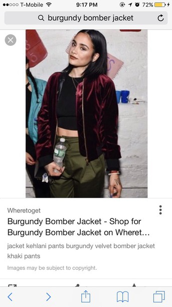 e0bafa2cf9f14 jacket burgundy bomber jacket kehlani suede jacket