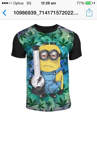 minions weed