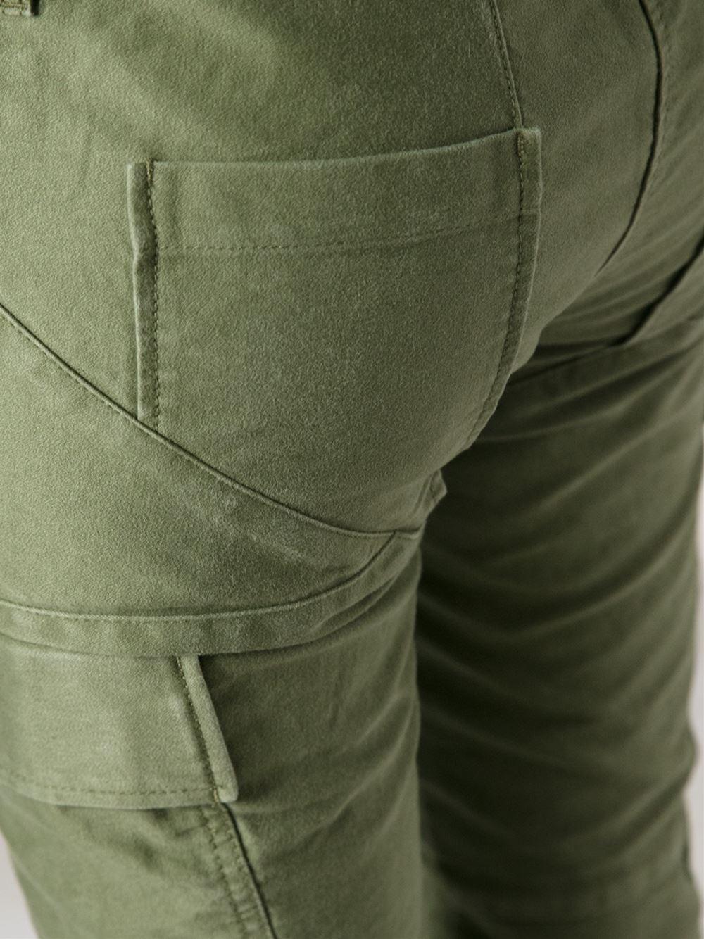 3.1 Phillip Lim Skinny Cargo Trouser - Gente Roma - Farfetch.com