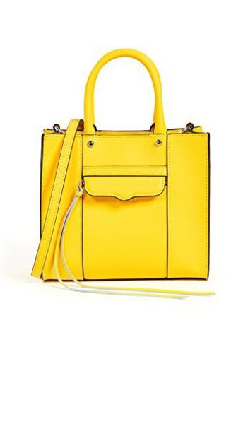 Rebecca Minkoff yellow bag