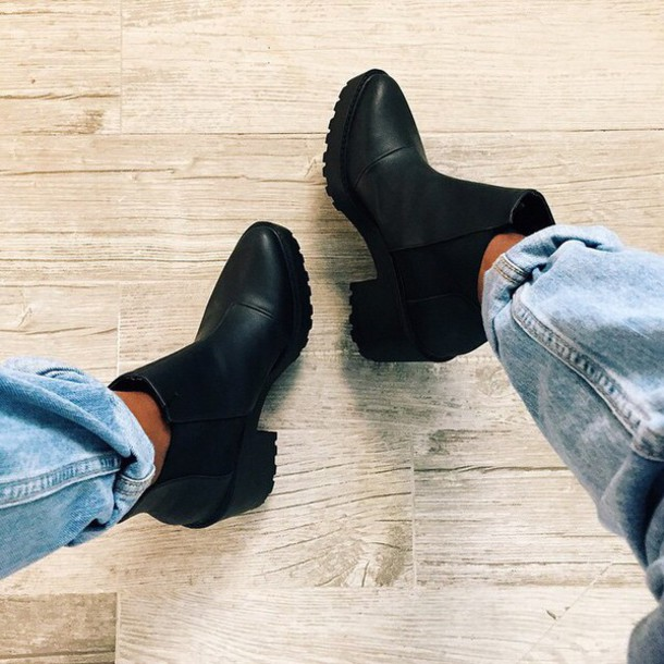shoes boots booties black boots booties black