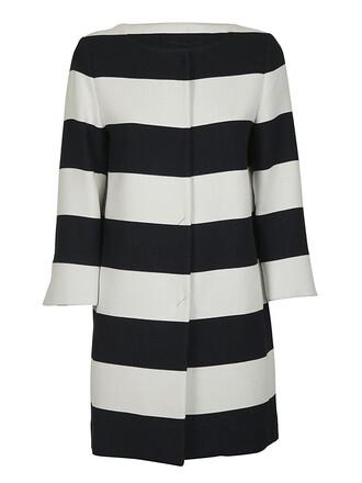 coat striped coat