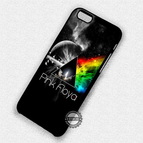 Triangle Colors Pink Floyd - iPhone 7 6 Plus 5c 5s SE Cases & Covers