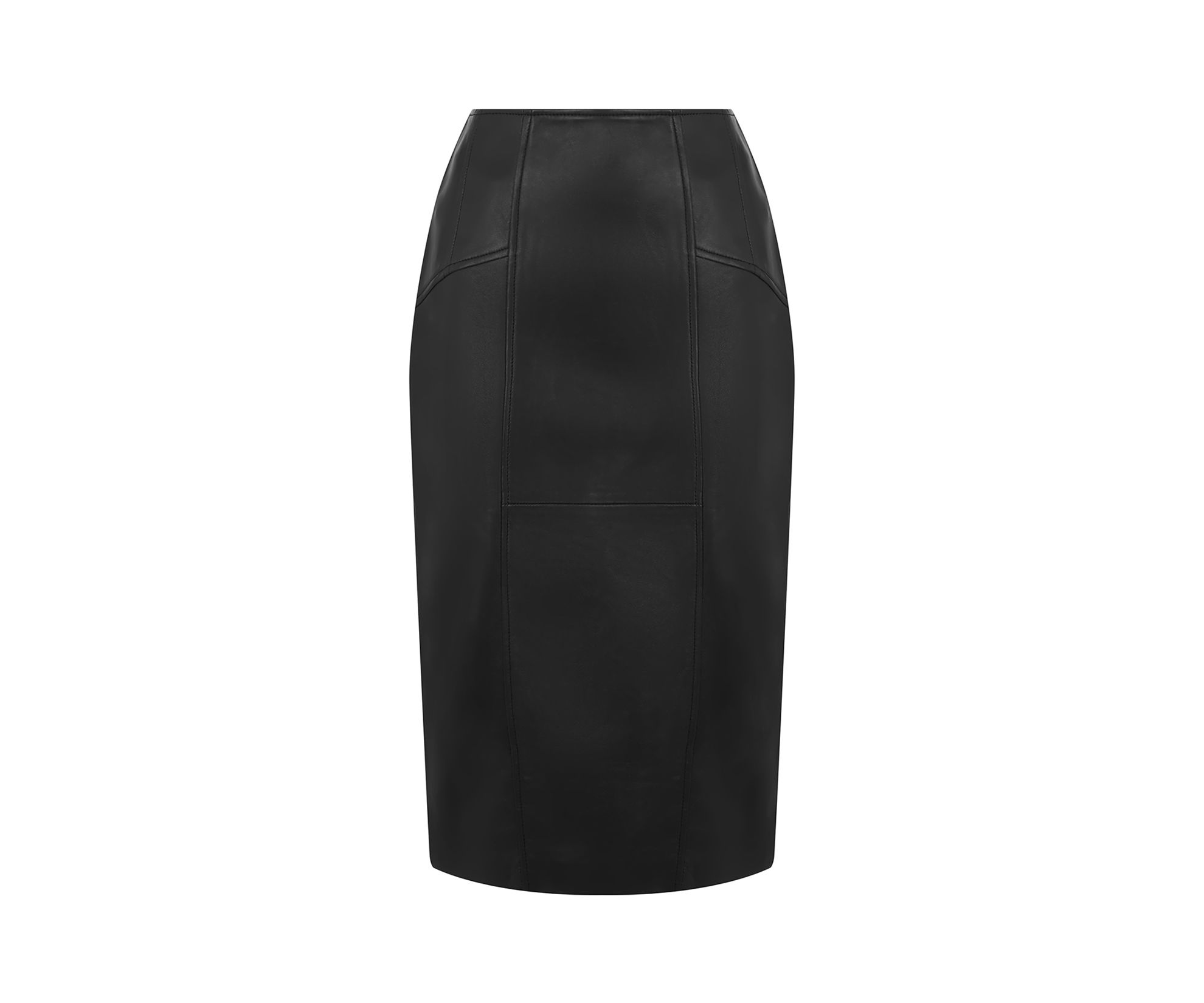 LEATHER PENCIL SKIRT | Oasis