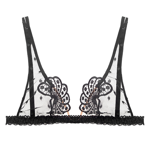 La Perla Noche De Viento Triangle Bra |  Wireless Bras | Journelle