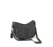 bag,purse,shoulder bag,handbag,coach bag,vintage,vintage purse,vintage bag,leather,black,etsy,coach,black bag