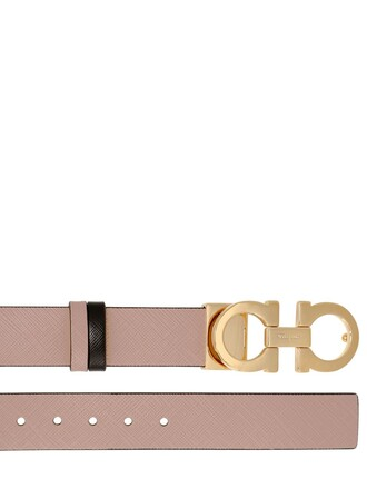 belt leather beige