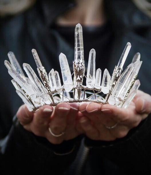 hair accessory crystal jewels tiara head jewels halloween accessory
