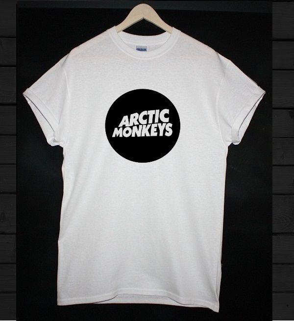Arctic Monkeys T-Shirts for Kids & Babies at Spreadshirt Unique designs day returns Shop Arctic Monkeys Kids & Babies T-Shirts now!