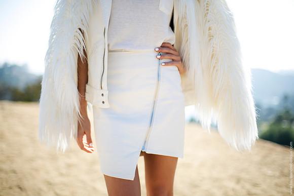 zipper skirt assymetrical zipper assymetrical skirt white leather white zip skirt