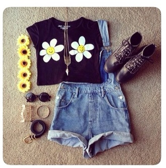 top daisy smiley
