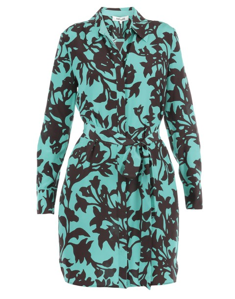 Diane Von Furstenberg dress silk dress silk
