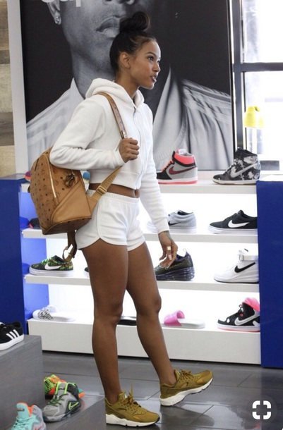 shorts karrueche