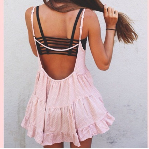 9% off Brandy Melville Dresses & Skirts - BRANDY FLORAL JADA DRESS from Maggie's closet on Poshmark