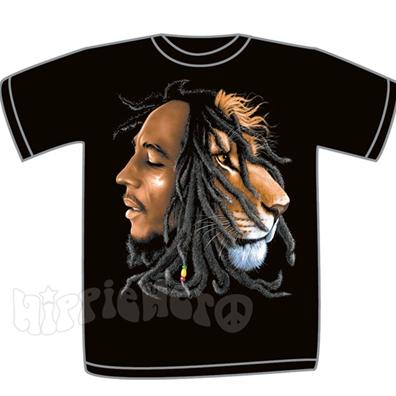Shirt @hippiehero.com