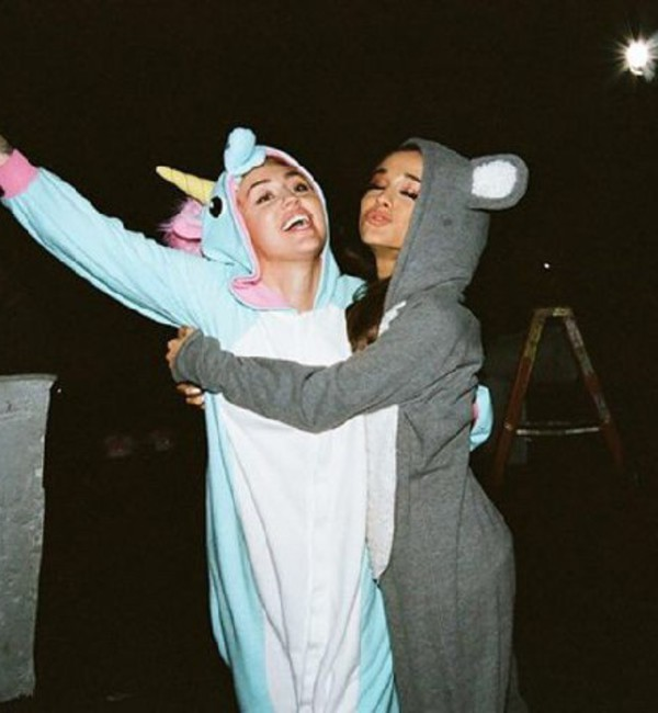 Jumpsuit Mouse Ariana Grande Onesie Wheretoget