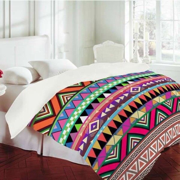 jewels bedding aztec