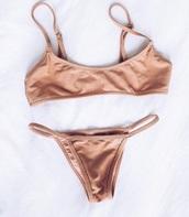 swimwear,bikini,beige,cheeky