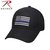 Thin Blue Line Flag Low Profile Cap - Item Rothco 99885