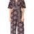 Whistles Jaipur Print Jumpsuit - Brown Multi