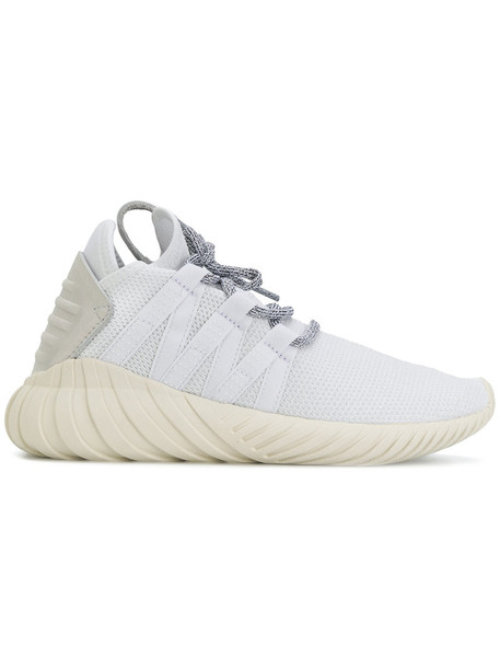 Adidas women sneakers white cotton shoes