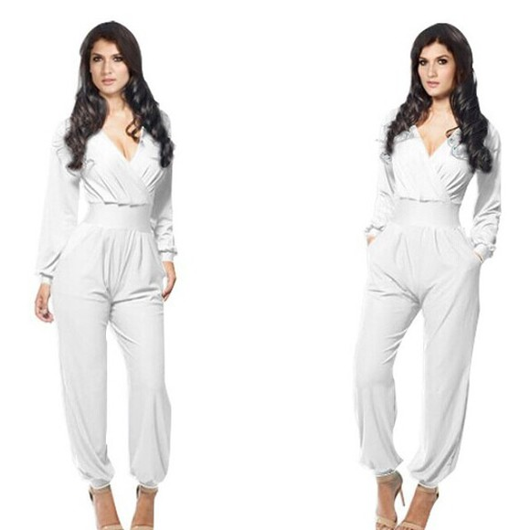 jumpsuit pantsuit mint